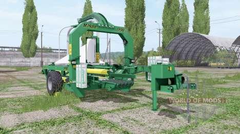 McHale 998 realistic for Farming Simulator 2017
