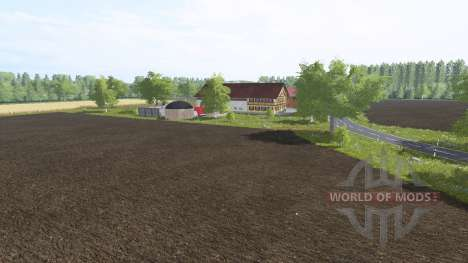 Hinterland v1.3 for Farming Simulator 2017