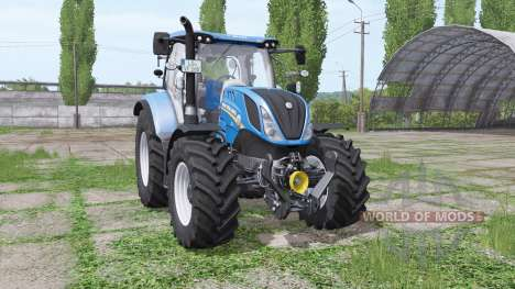 New Holland T6.140 for Farming Simulator 2017