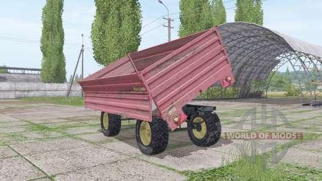 Zmaj 489 old for Farming Simulator 2017