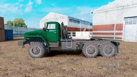 Ural 4420 for Euro Truck Simulator 2