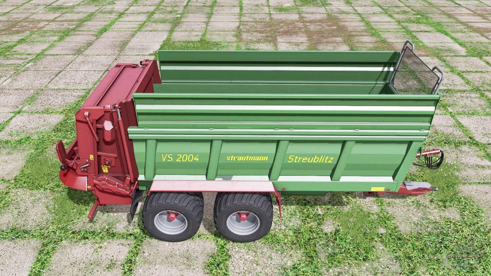 Strautmann VS 2004 v2 0 for Farming Simulator 2017