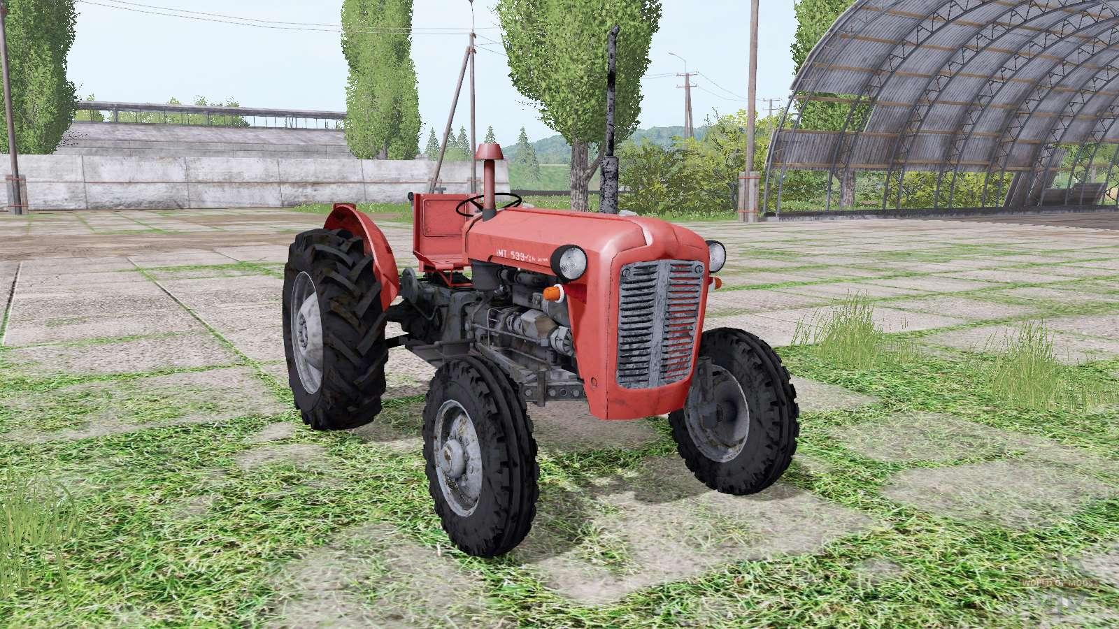 IMT 533 DeLuxe v1 5 3 for Farming Simulator 2017