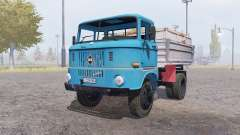 IFA W50 L dump for Farming Simulator 2013