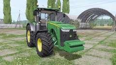 John Deere 8320R v3.5 for Farming Simulator 2017