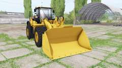Caterpillar 980K for Farming Simulator 2017
