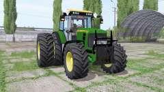 John Deere 6430 Premium v1.0.1 for Farming Simulator 2017