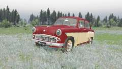 Moskvich 407 1958