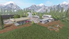 Mountain Valley Farm for Farming Simulator 2017