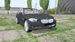 BMW 525d sedan (F10) for Farming Simulator 2017