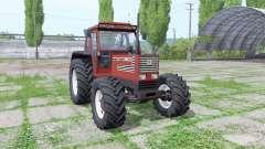 Fiatagri 115-90 DT v1.2 for Farming Simulator 2017