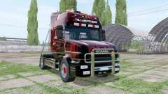Scania T164 Tribal for Farming Simulator 2017