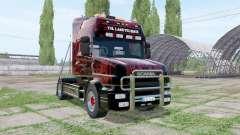 Scania T164 Tribal for Farming Simulator 2017