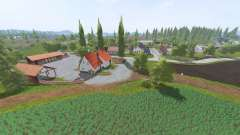 Irgendwo in Thuringen v2.0 for Farming Simulator 2017