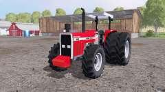 Massey Ferguson 2680 Sincro Turbo for Farming Simulator 2015
