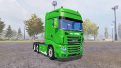 Scania R700 Evo for Farming Simulator 2013