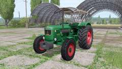 Deutz D 60 05 for Farming Simulator 2017