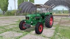 Deutz D 60 05 for Farming Simulator 2017