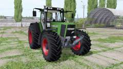 Fendt Favorit 926 Vario Continental for Farming Simulator 2017