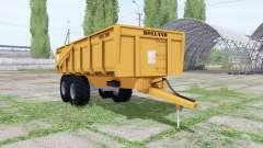 Rolland Turbo 135 for Farming Simulator 2017