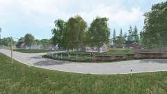 Somewhere in Thuringia v1.1 for Farming Simulator 2015