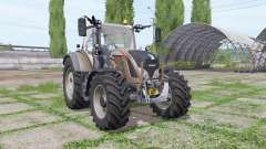 Fendt 720 Vario loader mounting for Farming Simulator 2017