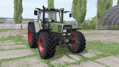 Fendt Favorit 515C Turbomatic Continental for Farming Simulator 2017
