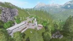 The Alps v0.97 for Farming Simulator 2017