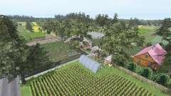 Srednia Wies v7.0 for Farming Simulator 2017