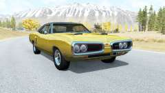 Dodge Coronet RT (WS23) 1970 v2.1 for BeamNG Drive