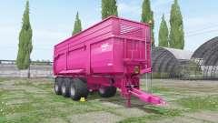 Krampe Big Body 900 multicolor for Farming Simulator 2017
