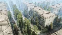 Abandoned city v1.1 for MudRunner