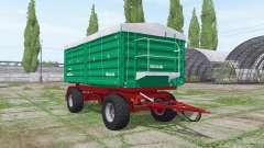 Lomma ZDK 1802 v1.0 for Farming Simulator 2017