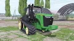 John Deere 9460RT v2.0 for Farming Simulator 2017