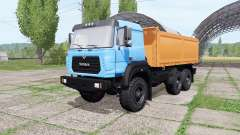 Ural 5557-82M v1.1 for Farming Simulator 2017