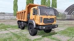 Ural 5557-82M for Farming Simulator 2017