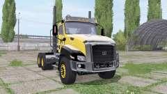 Caterpillar CT660 tractor 2011 for Farming Simulator 2017