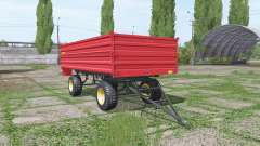 Zmaj 489 new for Farming Simulator 2017