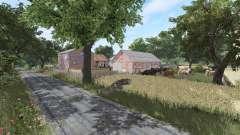 Rusinowo for Farming Simulator 2017