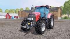 Case IH Puma 160 CVX front loadеr for Farming Simulator 2015