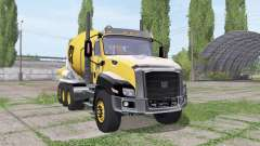Caterpillar CT660 mixer 2011 for Farming Simulator 2017