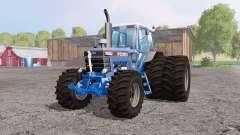 Ford 8630 dual rear for Farming Simulator 2015