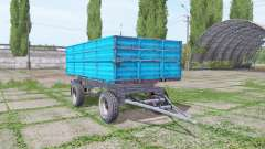 Autosan D47 blue for Farming Simulator 2017