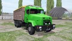 KrAZ 65053 for Farming Simulator 2017