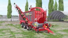 Strautmann Tera-Vitesse CFS 5201 overload pipe for Farming Simulator 2017