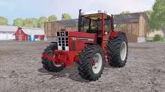 International Harvester 1255 XL 4x4 for Farming Simulator 2015