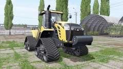 Challenger MT955E QuadTrac weight for Farming Simulator 2017