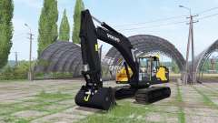 Volvo EC300E v3.8 for Farming Simulator 2017
