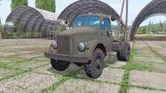 GAS 63П 1958 for Farming Simulator 2017