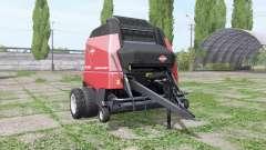Kuhn VB 2190 twin wheels for Farming Simulator 2017